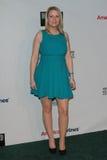 Eimear O'Kane an den US-Irland Ehren Bündnis-Oscar-Wilde, falscher Roboter, Santa Monica, CA 02-23-12 Stockbild