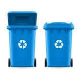 Eimer für Abfall stock abbildung
