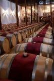 Ein Überfluss am Wein stockbilder