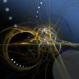 Ein abstrakter Hintergrund Lizenzfreies Stockfoto