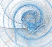 Ein abstraktes computererzeugtes modernes Fractaldesign Abstrakte Fractalfarbbeschaffenheit stockfoto