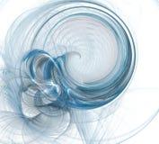Ein abstraktes computererzeugtes modernes Fractaldesign Abstrakte Fractalfarbbeschaffenheit Tiefrote Rotation Digital-Art Abstrak lizenzfreies stockfoto