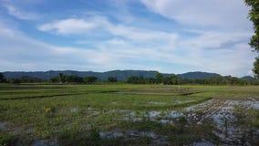 Ein achtbares Dorf lizenzfreies stockfoto
