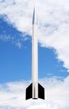 Ein Aerobee 170 klingender Rocket stockfoto