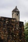 Ein alleiner Wachturm Stockfotografie