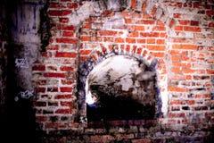 Ein alter allgemeiner Kamin stockfotos
