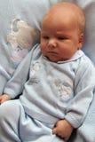 ein altes Baby des Monats Lizenzfreies Stockbild