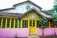 Ein altes Erbhaus in Yercaud, Tamil Nadu Lizenzfreie Stockfotografie