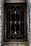 Ein altes Fenster Stockfotos