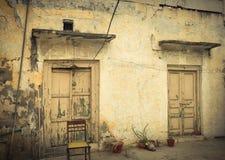 Ein altes altes Haus Lizenzfreie Stockbilder