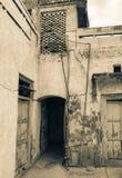 Ein altes altes Haus Lizenzfreies Stockbild