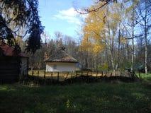 Ein altes Haus Stockfotos