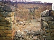Ein altes Haus Stockbild