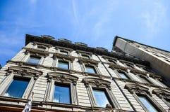 Ein altes historisches Gebäude Stockfotografie