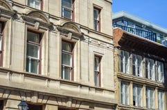 Ein altes historisches Gebäude Lizenzfreie Stockfotografie