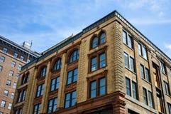 Ein altes historisches Gebäude Stockfoto
