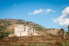 Ein altes Landhaus Stockfotos