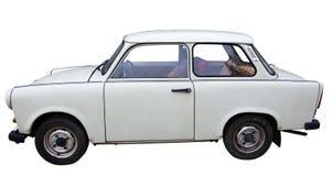 Ein altes Ostdeutsches Auto Stockbilder