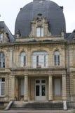 Ein altes schönes Haus Stockbild