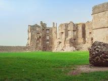 Ein altes Schloss in Irland Lizenzfreies Stockbild