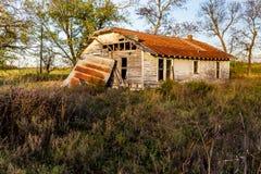 Ein altes verlassenes Gutshaus Lizenzfreies Stockbild