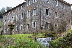 Ein altes verlassenes Steinhaus bei Rio Grande tun Sul - Brasilien Stockfoto