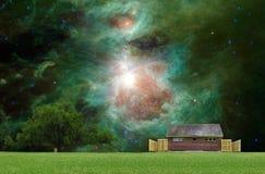 Ein anderer Weltpark im Freien Lizenzfreies Stockbild