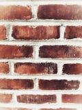 Ein anderer Ziegelstein in der Wand lizenzfreies stockbild