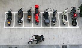 Ein anderes Fahrrad Lizenzfreies Stockfoto