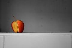 Ein Apfel Stockfoto
