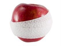 Ein Apfel ein Tag hält den Doktor weg Lizenzfreies Stockbild