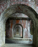Ein aquaduct in Kyoto, Japan Lizenzfreies Stockbild
