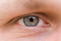 Ein Auge-volles lizenzfreies stockbild