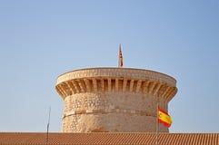 Ein Ausblick-Turm Stockbilder