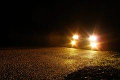 Ein Auto Stockfotos