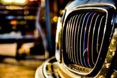 Ein Auto ohne Blinklicht Lizenzfreie Stockfotografie