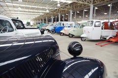 Ein Automuseum in Thailand Stockfoto