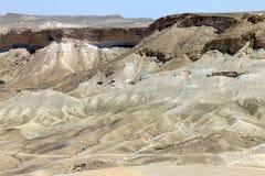 Ein Avdat Canyon. Israel. Stock Photos