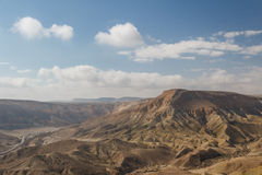 Ein Avdat nature park royalty free stock images