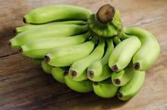 Ein Bündel Bananen Lizenzfreies Stockfoto