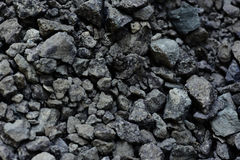 Ein Bündel graue Felsen Stockbilder