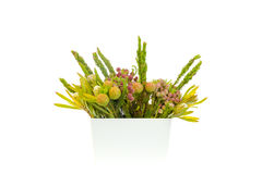 Ein Bündel Waldblumen Stockfoto