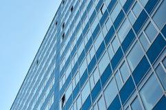 Ein Bürogebäude Lizenzfreies Stockfoto