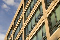 Ein Bürohaus Stockbild