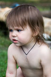 Ein Baby Lizenzfreie Stockfotografie