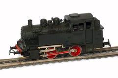 Ein Bahnmodellbauer Stockfoto
