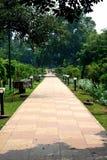 Ein beautuful Park Lizenzfreies Stockbild