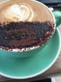 Ein Becher Kaffee Lizenzfreie Stockfotos