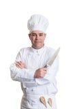 Chef Lizenzfreie Stockfotos