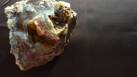 Ein BeschaffenheitsHintergrund des Mineral-agateo stockbild